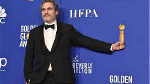 'Joker' Star Joaquin Phoenix Calls Out Climate Change At Golden Globes [Video]