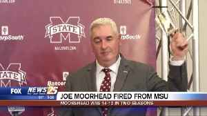 Joe Moorhead fired from Mississippi State [Video]