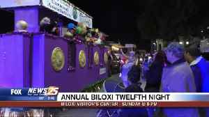 Annual Twelfth Night Celebration [Video]