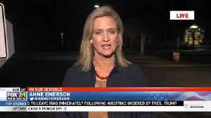 Live Reporter Anne Emerson [Video]