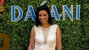 Bahar Soomekh 7th Annual 'Gold Meets Golden' Red Carpet Fashion [Video]