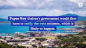 A Province of Papua New Guinea Could Turn Into a New Country [Video]