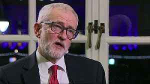 Jeremy Corbyn 'looking forward' to Labour leadership vote [Video]