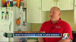 Spectrum ending home alarm service [Video]