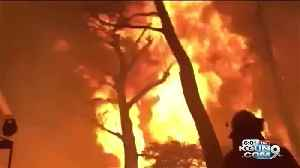UA Professor says fire seasons may get worse [Video]
