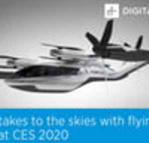 Hyundai takes to the skies with flying taxis for Uber at CES 2020 [Video]