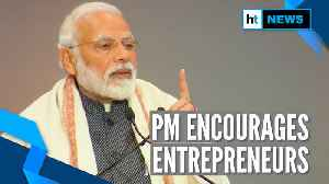 News video: 'This decade belongs to Indian entrepreneurs': PM Modi encourages India Inc