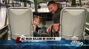Tucson man among victims in deadly Kenya military base attack [Video]