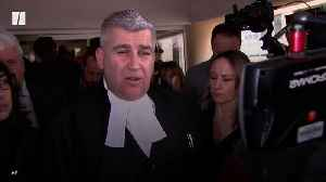 Lawyer Reaction To Cyprus Court Sentence For British Woman [Video]