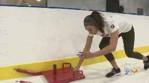 QVC Host Courtney Webb Training For Chance At 2022 Winter Olympics In Sport Of Skeleton [Video]