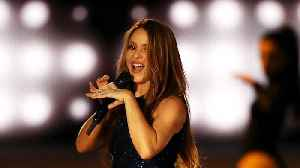 News video: Shakira stressing herself out ahead of Super Bowl half-time performance