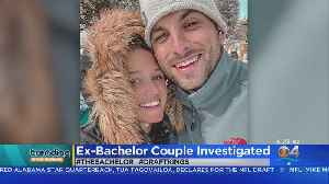Trending: Ex-Bachelor Couple Accused Of Cheating [Video]