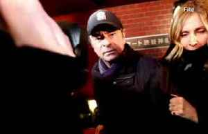 Arrest warrant for Ghosn's wife issued on eve of speech [Video]