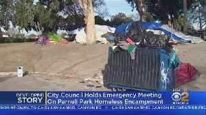 Whittier Votes For Curfew, Clean Up Of Problematic Park [Video]