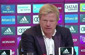 New Bayern board member Oliver Kahn defends Nuebel transfer [Video]