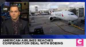 Boeing Will Reimburse American Airlines for the Grounding of 737 Max Jet [Video]