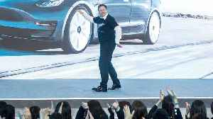 Elon Musk Shows Off His Dance Moves at Shanghai Ceremony [Video]