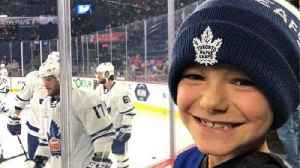 Bakery Mishap: 8-Year-Old Toronto Maple Leafs Fan Gets The Wrong Cake [Video]