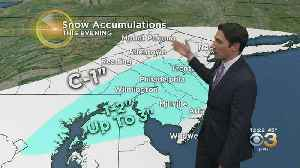 Midday Weather Update: Monitoring A Tough Evening Commute [Video]