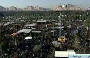 Dozens killed in stampede at Iranian general's funeral [Video]