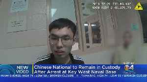 Two Chinese Nationals Arrested For Trespassing At Naval Station In Key West [Video]