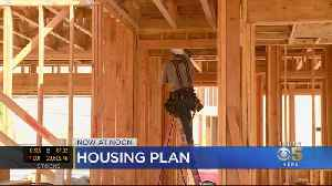 New Push To Increase California Housing Supply Through Controversial Bill [Video]