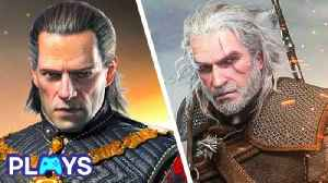 The Best Witcher Characters (Video Games) | MojoPlays [Video]