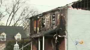 Fire Believed To Be Sparked By Christmas Lights Destroys Delaware County Home, Kills Dog [Video]