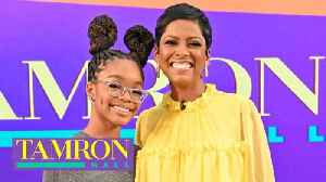 Marsai Martin Praises Parents For Empowering Her To Be Confident [Video]