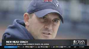 Reports: Giants Reach Deal With Patriots Assistant Judge To Be Next Head Coach [Video]