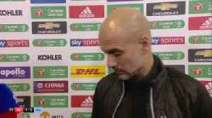 Guardiola: Semi-final not over yet [Video]