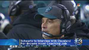 Eagles' Jim Schwartz To Interview For Browns' Head Coaching Job [Video]