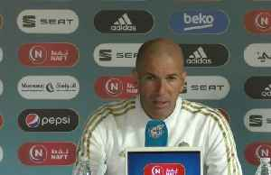 Zidane wants other players to step up amid long injury list [Video]