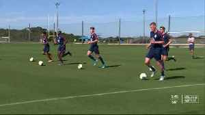 News video: USMNT postpones Qatar trip, now in Bradenton