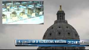 Legalizing recreational marijuana in MN and IA [Video]