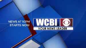 WCBI News at Ten - Saturday, January 4th, 2020 [Video]