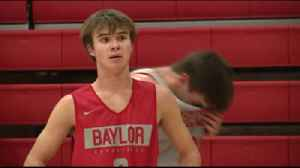 Baylor's Grant Johnson Student Athlete of the Week [Video]
