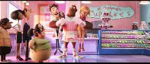 Cloudy With a Chance of Meatballs 2 movie clip - Getting the Team Together [Video]