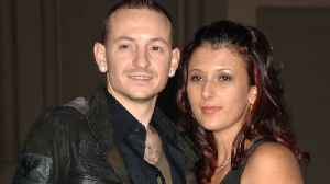 Chester Bennington's widow sets 'record straight' about New Year's wedding [Video]