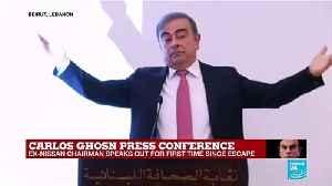"""Carlos Ghosn: """"The collusion between Nissan and the prosecutor is everywhere"""" [Video]"""