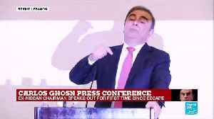 "Carlos Ghosn: ""Why Japan is paying me with evil for the good I've done to the country?"" [Video]"