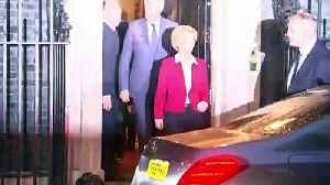 Ursula von der Leyen departs Downing Street [Video]