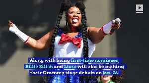 Billie Eilish, Lizzo and Aerosmith to Perform at 2020 Grammy Awards [Video]