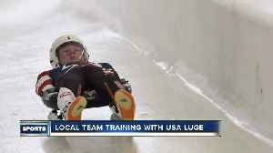 Meet the 15-year-old from Brookfield who could soon represent Wisconsin in the Winter Olympics [Video]