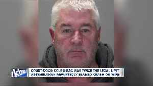 'You know how women drive,' said former Assembly Leader after DWI crash, court documents claim [Video]