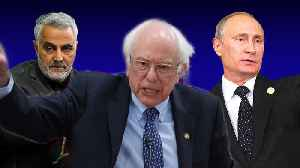 Bernie Sanders Equates #Soleimani Operation to Putin Killing Journalists [Video]