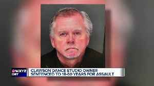 Former music and dance studio owner sentenced to prison for CSC of a student [Video]