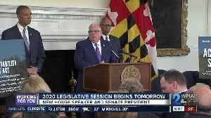 Hogan proposes Ethics and Accountability in Government Act [Video]