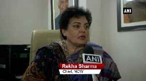News video: Death warrants to Nirbhaya's convicts will play a deterrent role NCW Chief