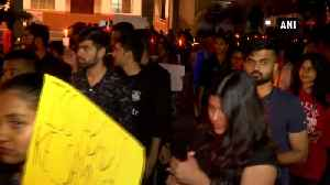 Students hold candle light march against JNU campus attack in Bengaluru [Video]